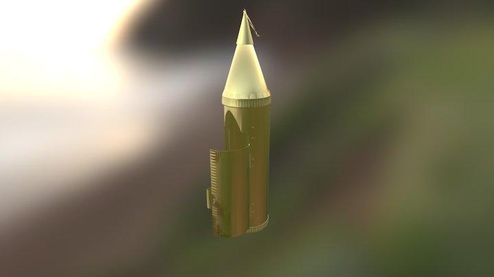 LanternTextured 3D Model