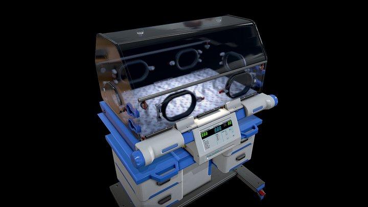 Dekogon - Incubator 3D Model