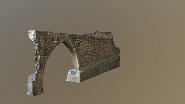 aqueduc 3D Model