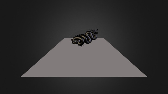 Dragon_beta_1 3D Model