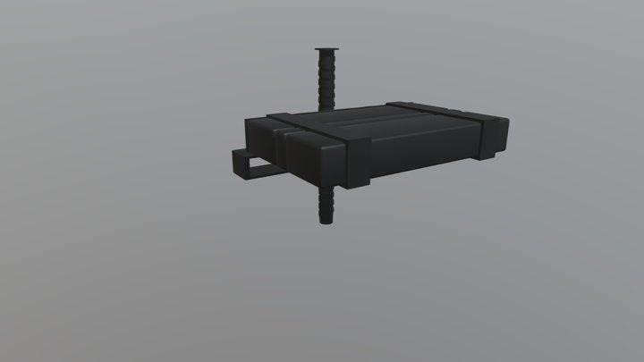 Kapkan Trap 3D Model
