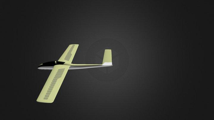 Cuc2mGlider 3D Model