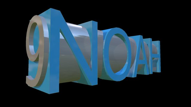Noah 9 3D Model