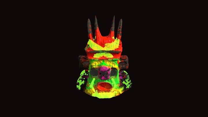 Diablo Huma 2 3D Model