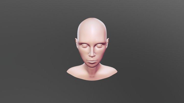 Selfie v4 3D Model