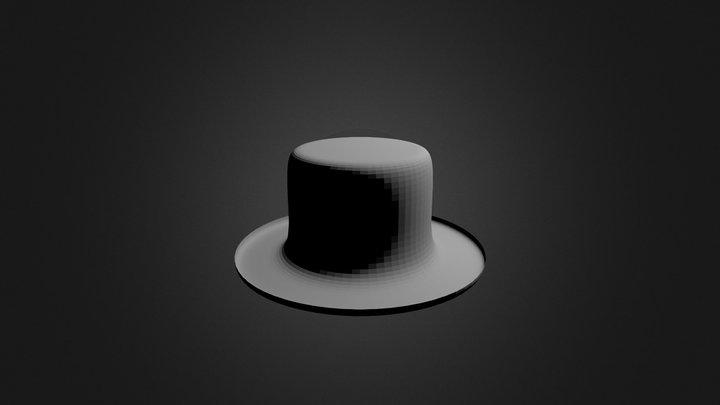 Hat2 3D Model