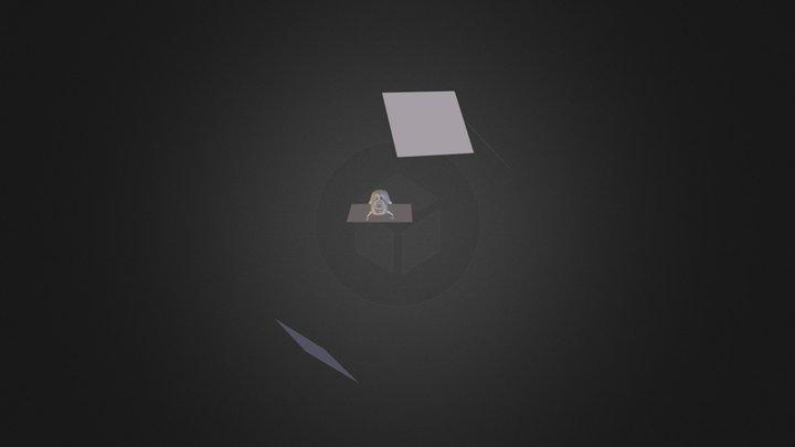 portalgun 3D Model
