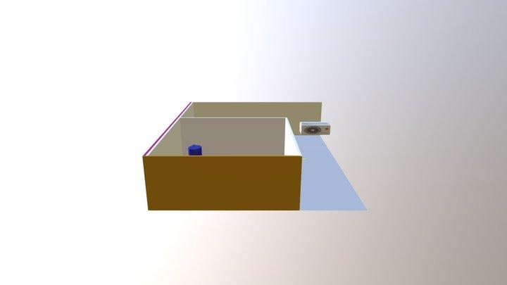 Rajat Gas01 3D Model