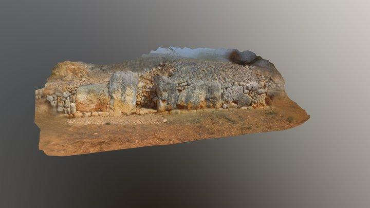 Ses Talaies de Can Jordi 3D Model