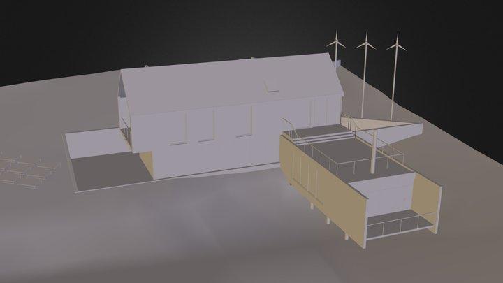 Rac Basic Sample Project 3D Model