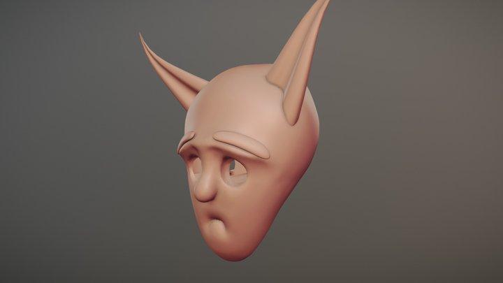 Day2 SculptJanuary 2018 3D Model