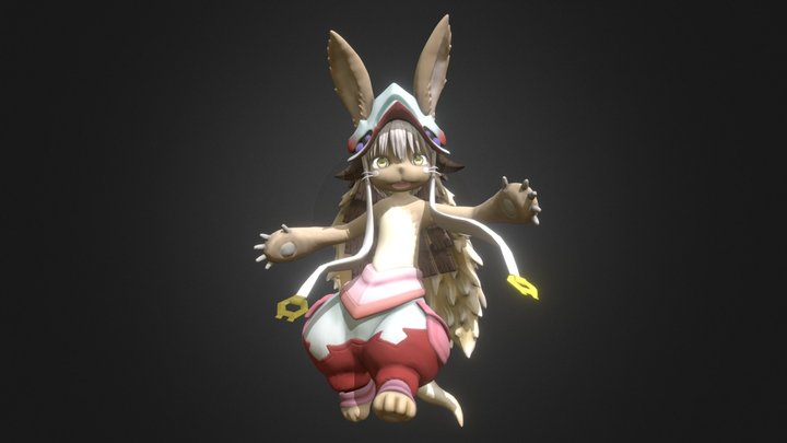 Nanachi 3D Model