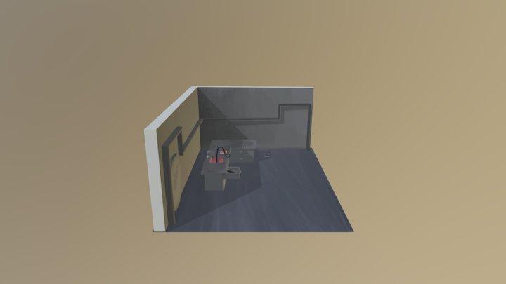 Monsterscene1 3D Model