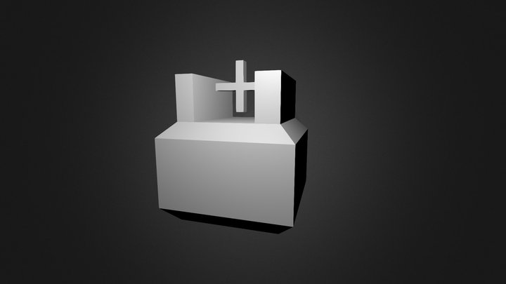 Future Medkit 3D Model