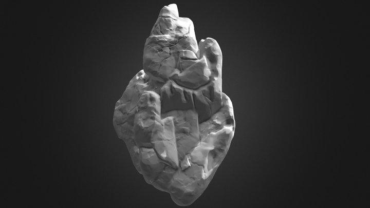 Rock on! 3D Model