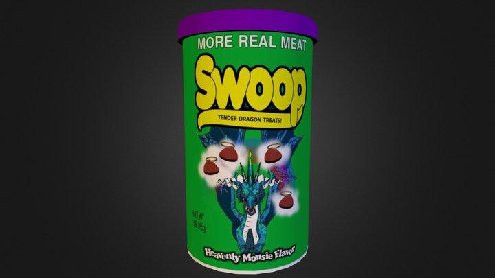 SwoopCan 3D Model