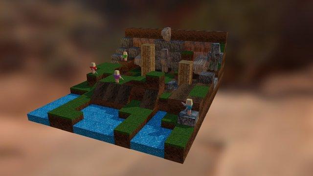 Final Mid 3d 3D Model