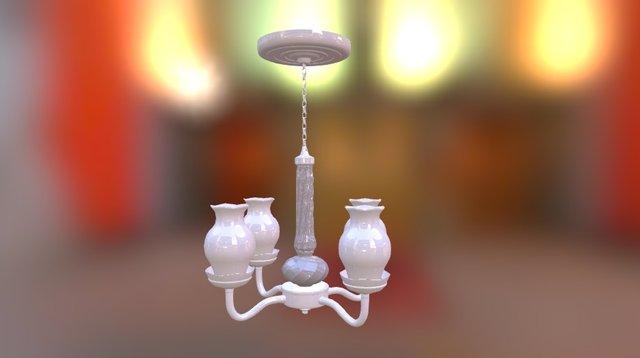 LightFIxture 3D Model