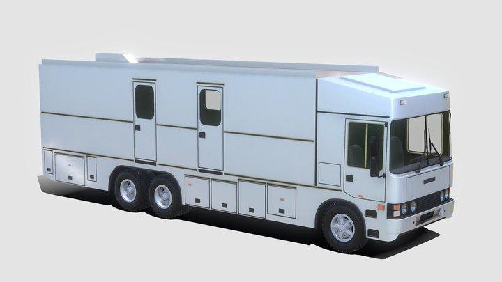 Kamaz Ajokki 3D Model