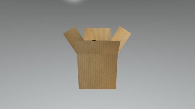 Caja Showspace 2 3D Model