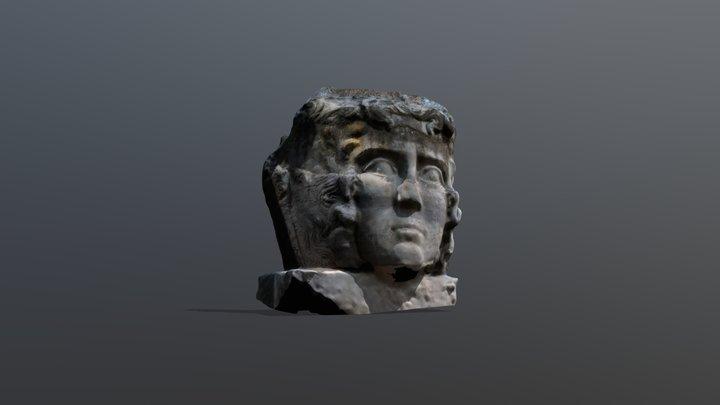 Istanbul Archaeology Museum's Gorgone 3D Model