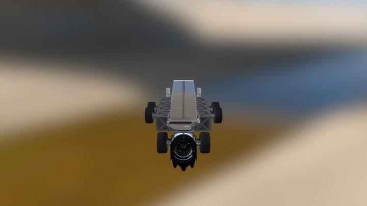 Car 1 3D Model
