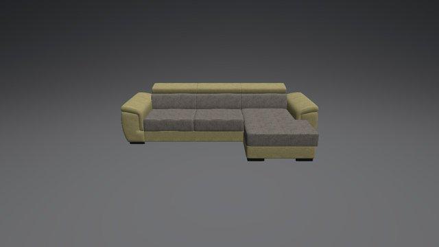Raphael Angolare 3D Model