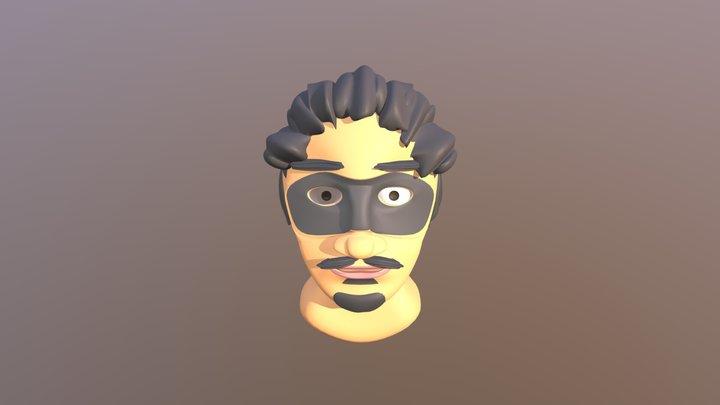 My Final Head 3D Model