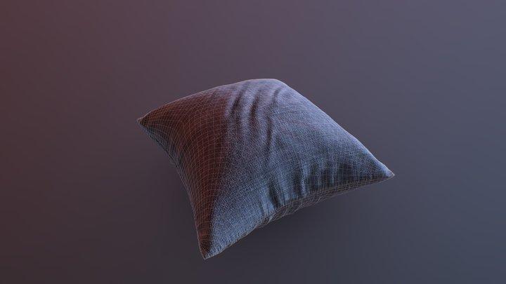 Pillow001 3D Model