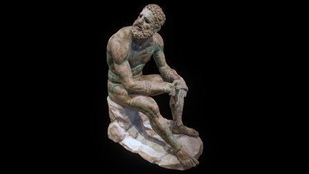 The Boxer [2016] 3D Model