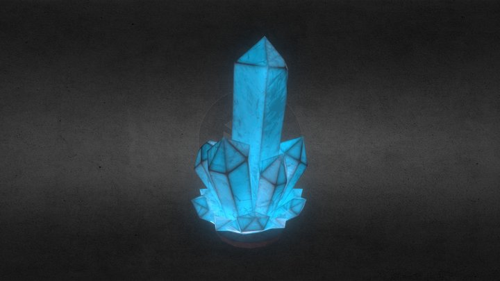 The Comotic Mission - Cosmotic Crystal 3D Model