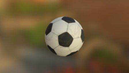 [Common] Soccer Ball 3D Model