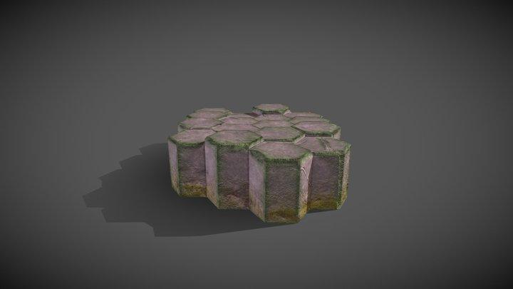 Projet Aaron - Basalt Walk 3D Model