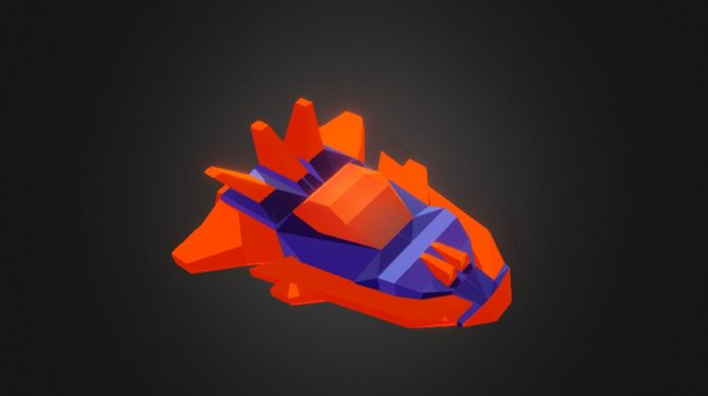 Goscurry - Rackety 3D Model