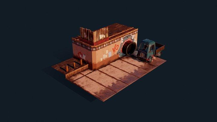 Cargo 3D Model
