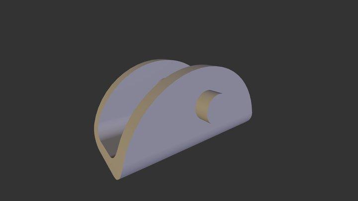9_D 3D Model