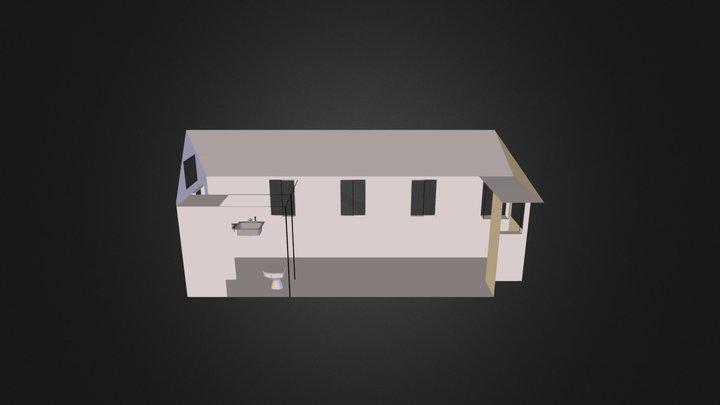 Jason Haüs V2 3D Model