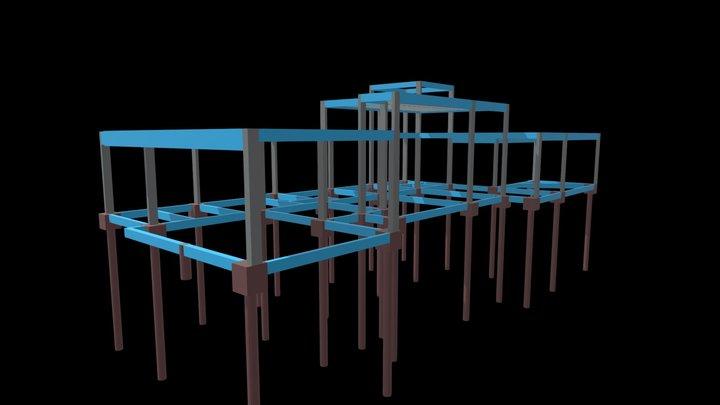 TCMM 3D Model