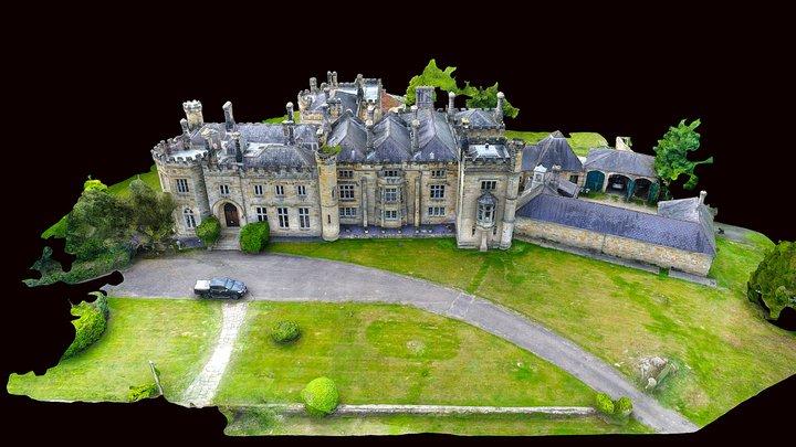 Country House - Decimus Burton 3D Model