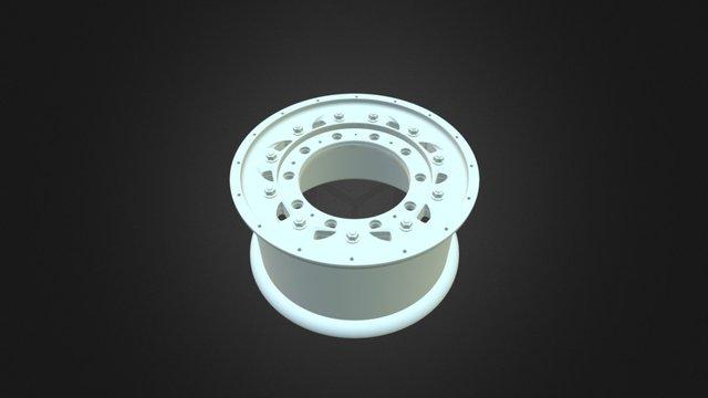 Prototype wheel 3D Model