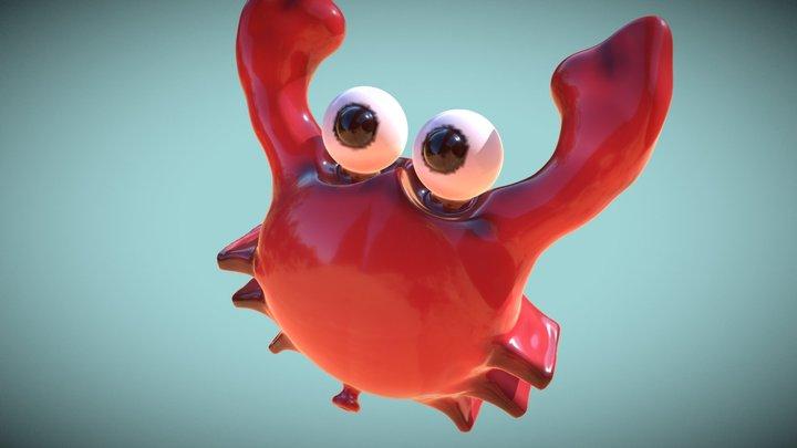 MasterpieceVR | Crab-Balloon 3D Model
