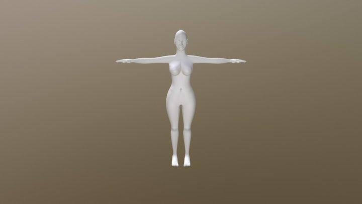 Estudo Anatomia 3D Model