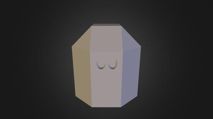 545d12613d837finalghostthingiverse 3D Model