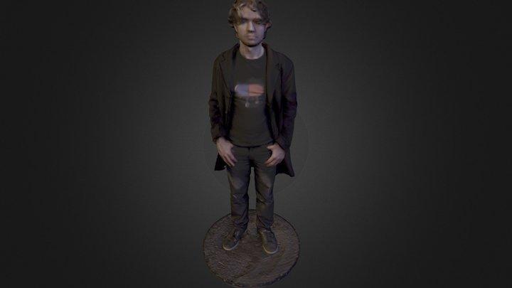 Ben 3D Model