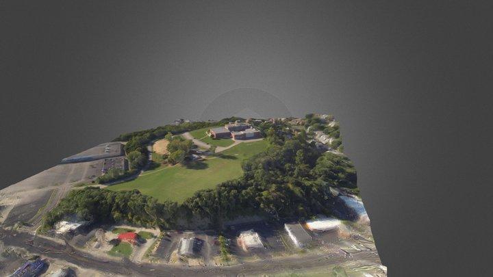 Newport Catholic 3D Model