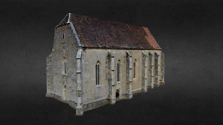 Vingard Evangelical church 3D Model