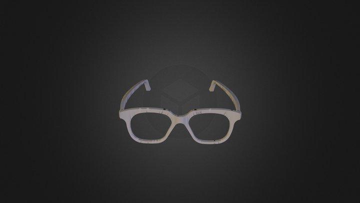 דימא יונס- משקפיים 3D Model