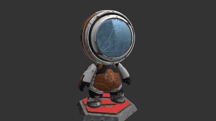 Meet MAT - Abandoned 3D Model
