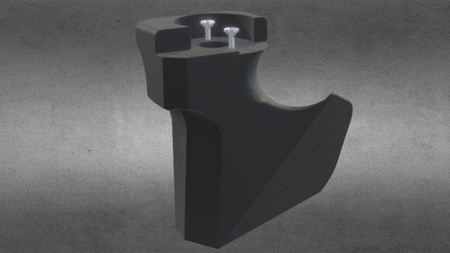 Poignée adaptée 3D Model