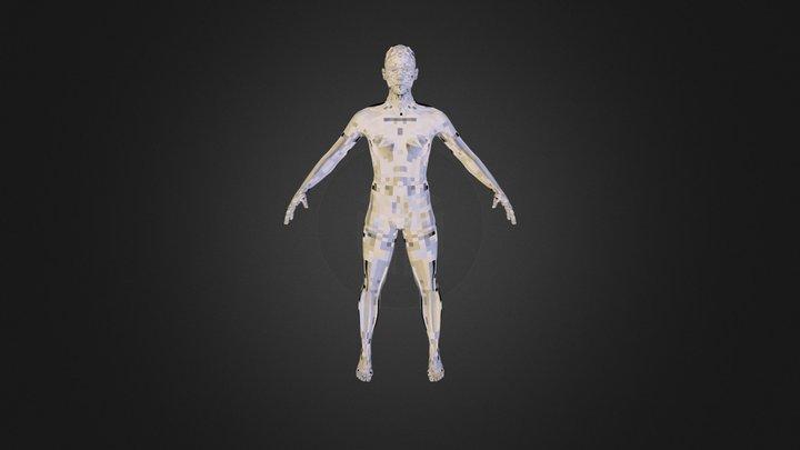 Elisa 3D Model